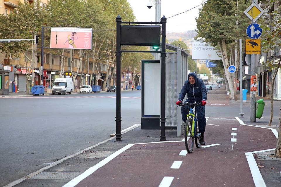 ველობილიკი პეკინის ქუჩაზე - ფოტოები ...