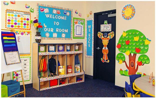 Classroom Decor Black ~ როგორ შეიძლება საკლასო ოთახის საინტერესოდ და სახალისოდ